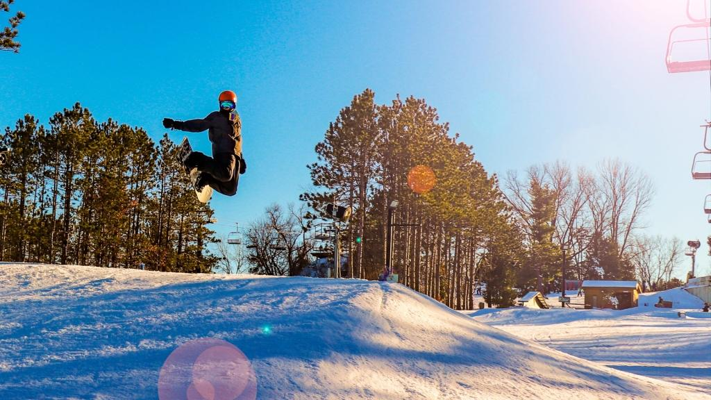 Wisconsin Dells 2020 Winter Sports Activities